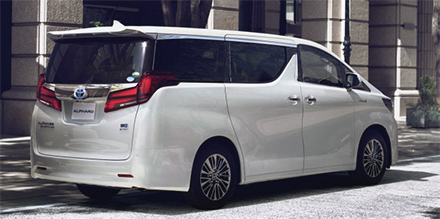 World's First Privacy Glass Selected by Toyota for Alphard