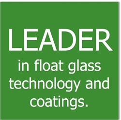 Leader in float glass technology and coatings