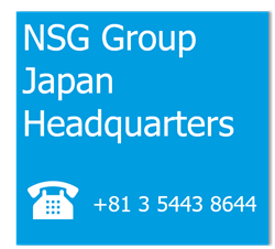 Phone NSG Group Japan Headquarters +81 3 5443 8644