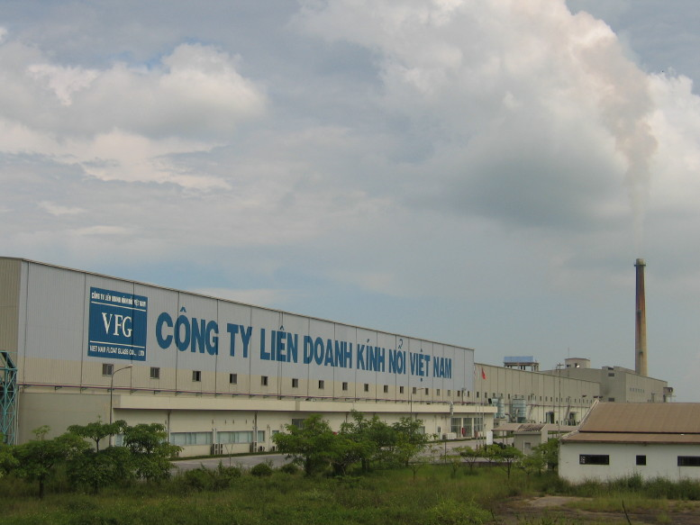 Vietnam Float Glass Co Ltd