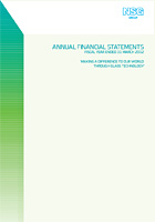 NSG Group Annual Report 2012 Financial Statements